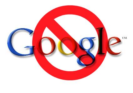 google-deindexed