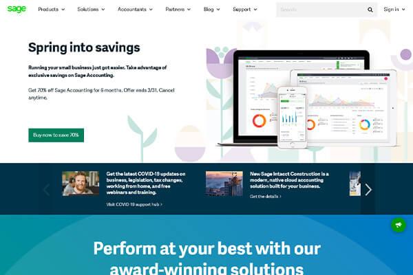sage-website