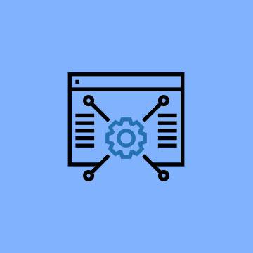 structure data icon