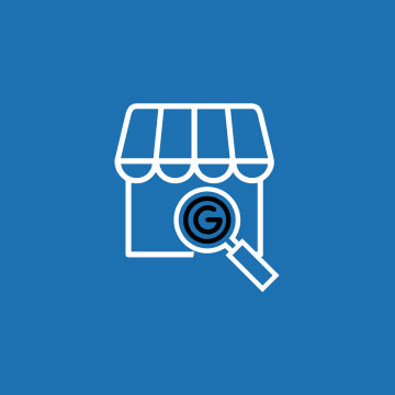 product shopping icon
