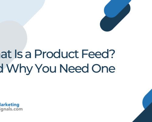 What is a product feed And why you need one