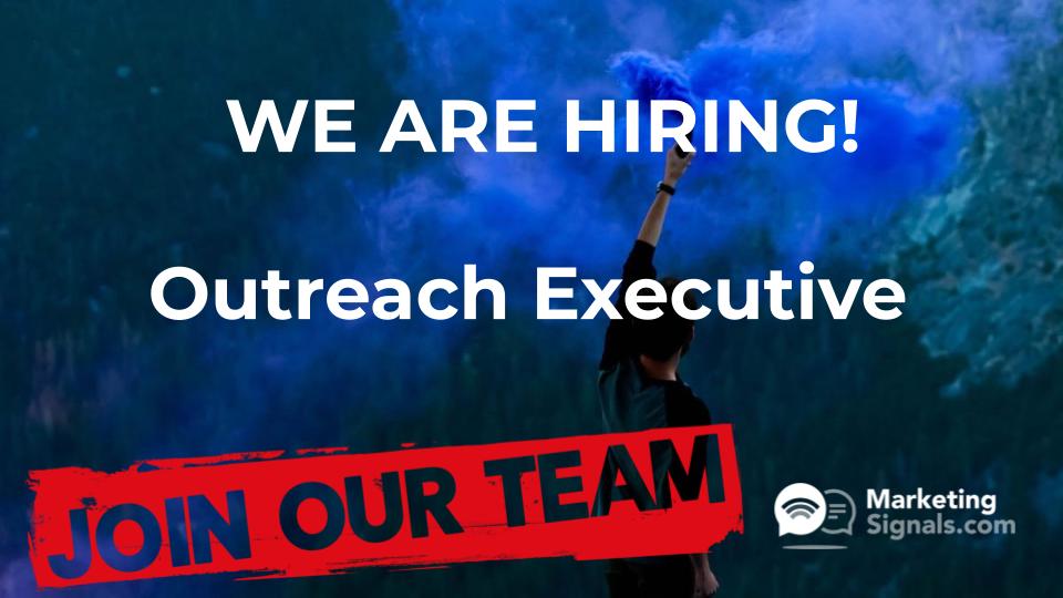 outreach-executive-vacancy